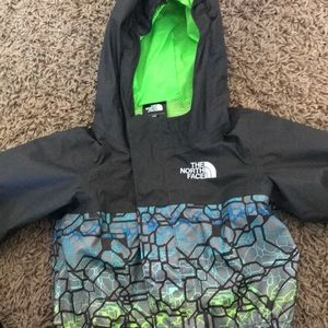 Infant north face rain jacket